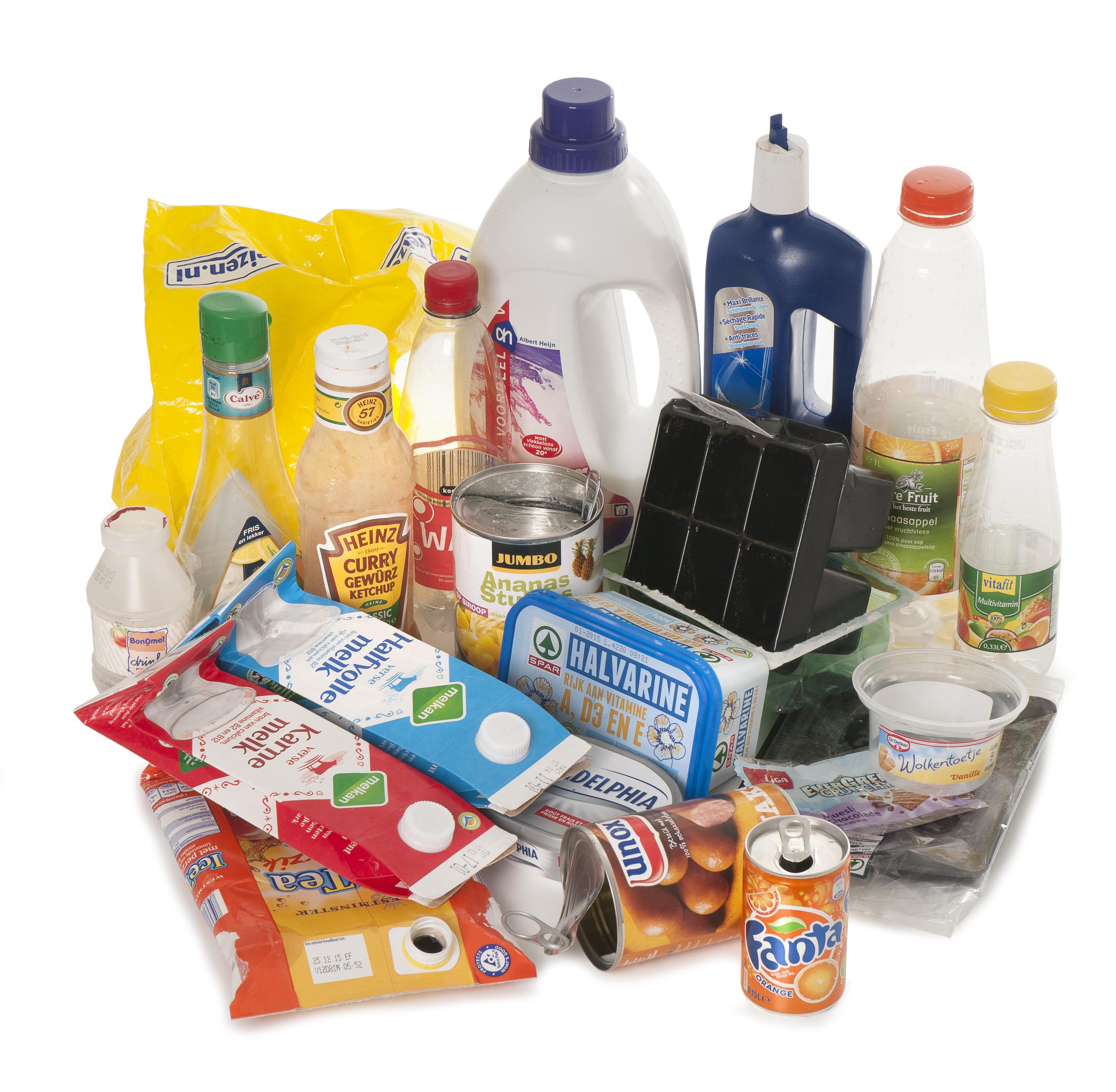 Pmd wat doen we ermee for Plastic verpakkingen